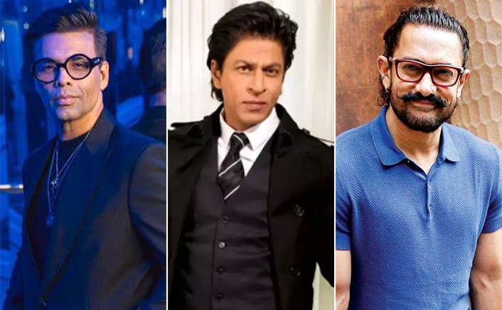 Karan Johar Used To Dislike Shah Rukh Khan Earlier & Was A Fan Of Aamir Khan
