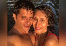 Karanvir, Teejay celebrate 14th marriage anniversary
