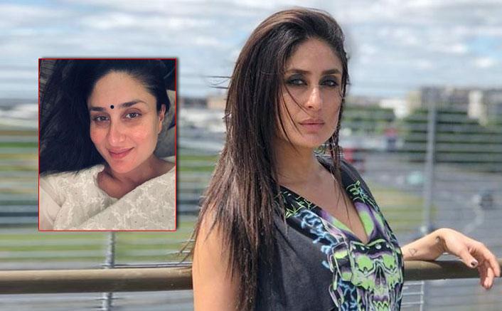 Kareena Kapoor Khan just loves wearing bindi