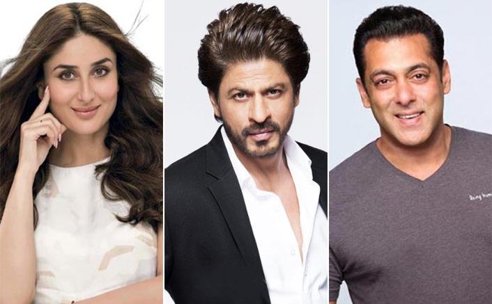 #ThrowbackThursday: When Kareena Kapoor Answered What She Wanted From Shah Rukh Khan & Salman Khan