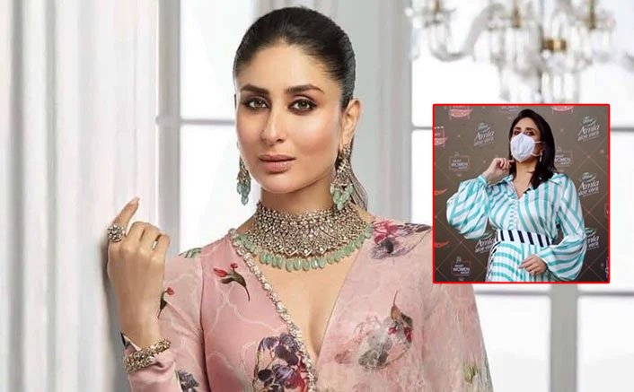 Kareena Kapoor Khan Poses For Paps In The City