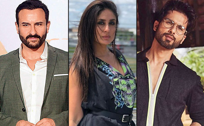 Kareena Kapoor Khan's Witty Reply On What Would She Do If Stuck In An Elevator With Saif Ali Khan & Shahid Kapoor Will Leave You In Splits!