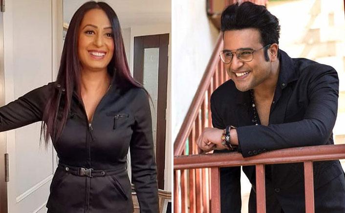 Kashmera Shah Gives A Befitting Reply To Trolls Backlashing Krushna Abhishek For His 'Biryani' Comment