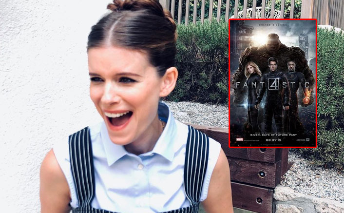 Kate Mara Shares Her Experience Working On Fantastic Four