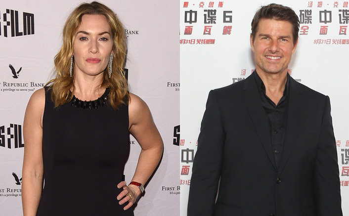 Kate Winslet Beats Tom Cruise(Pic credit: Getty Images)