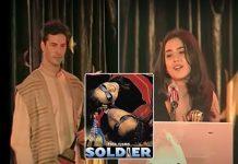 Keanu Reeves Attended Zee Cine Awards In Sherwani