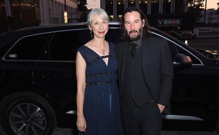 Keanu Reeves & Alexandra Grant To Get Hitched?