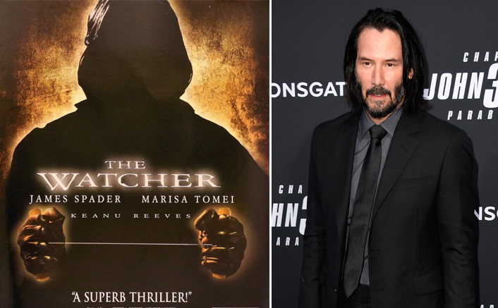 Keanu Reeves Opens Up About Starring In Joe Charbanic's The Watcher(Pic credit: Getty Images)
