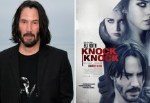 Keanu Reeves's 2015 Film Knock Knock Becomes One Of The Most Watched Films On Netflix