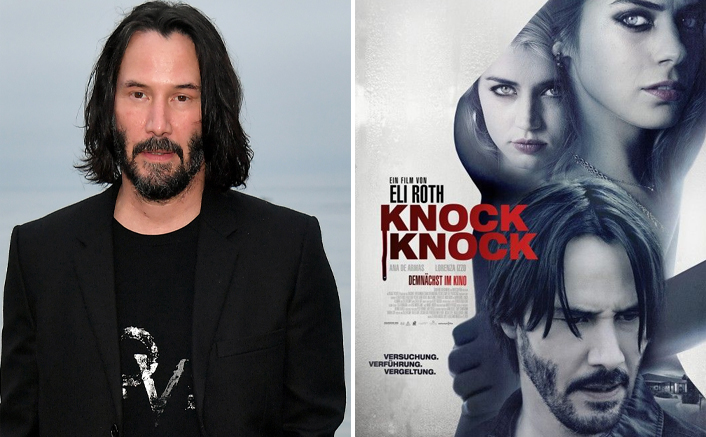 Keanu Reeves's 2015 Film 'Knock Knock' Achieves THIS Huge Feat On Netflix!