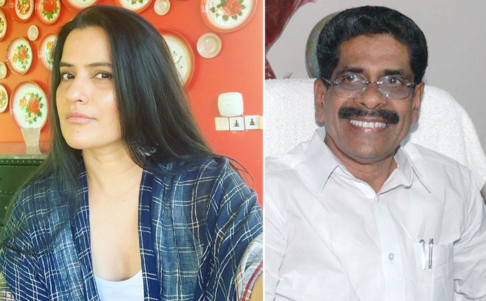Sona Mohapatra reacts to Kerala Cong chief's statement on women(Pic credit: Instagram/sonamohapatra)