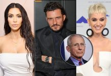 When Kim Kardashian, Orlando Bloom, Katy Perry & Others Joined Dr Anthony Fauci To Talk About COVID-19