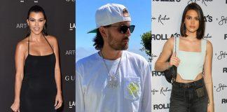 Kourtney Kardashian Has No Problem With Scott Disick Dating Amelia Hamlin?