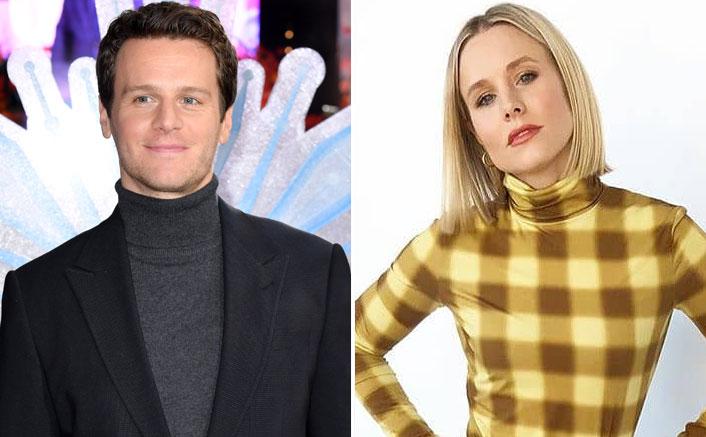 Kristen Bell & Jonathan Groff voiced Anna & Kristoff in Frozen