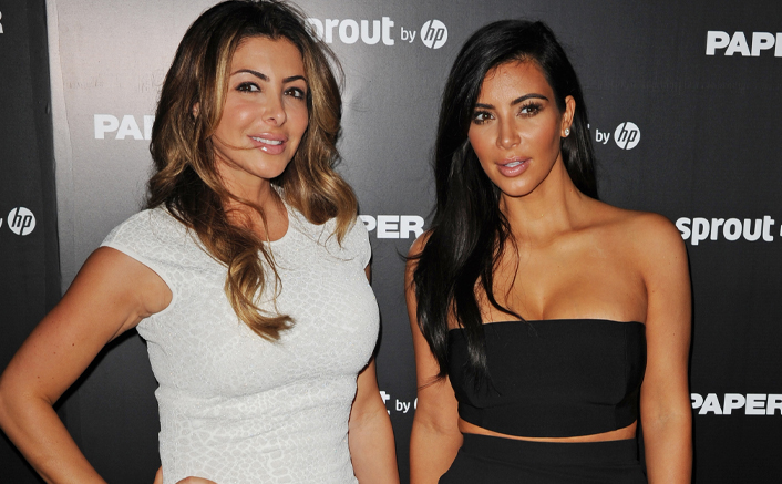 Larsa Pippen On Her Feud With Kim Kardashian