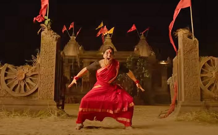 Laxmii Box Office Review: A Still Of Akshay Kumar From The Film