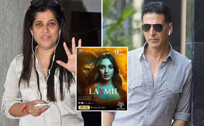 Laxmii: Was Akshay Kumar Against The OTT Release? Co-Producer Shabinaa Khan SPEAKS