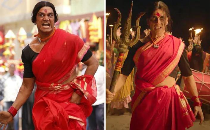 laxmii sharad kelkar opens up on his inspiration to play the transgender says if akshay kumar can do it