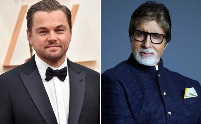 Leonardo DiCaprio on Amitabh Bachchan