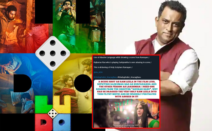 Ludo: Anurag Basu Slammed With #Hinduphobic_AnuragBasu Trend For Allegedly Hurting Hindu Sentiments