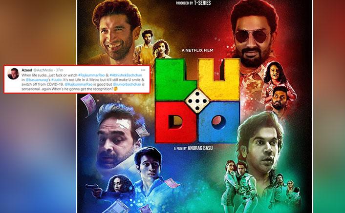 Ludo Poster: Twitter Loves Abhishek Bachchan & Rajkummar Rao Starrer