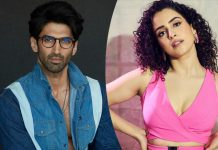Ludo Actress Sanya Malhotra Had A Hilarious Birthday Wish For Aditya Roy Kapur, WATCH