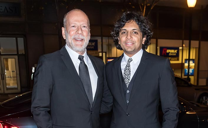 M. Night Shyamalan: Bruce Willis has been a big brother