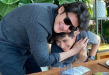 Mahesh Babu finds it a lot more difficult to hug his son now