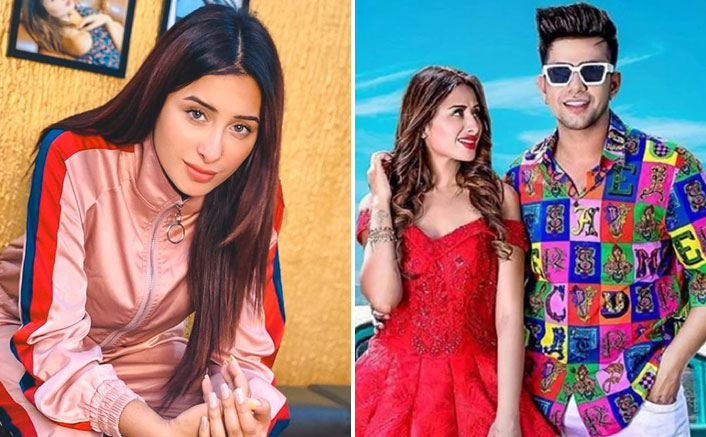 "Mahira Sharma & Jass Manak On Cloud Nine As Their Music Video ""Lehanga"" Gets 1 Billion Views"