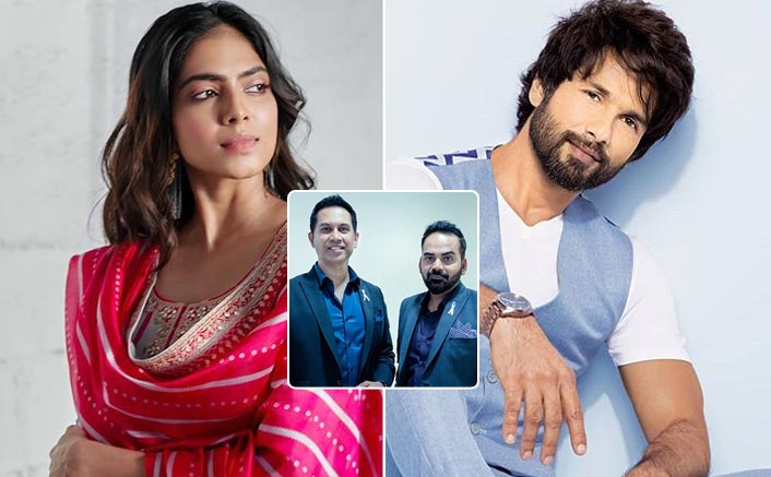 Malavika Mohanan Roped In For Raj & DK's Web Series Also Starring Shahid Kapoor?