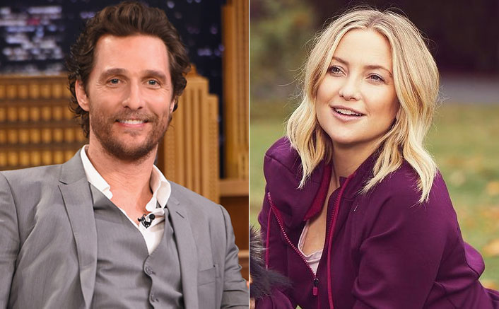 Matthew McConaughey Opens Up Kate Hudson's Comments On Kissing Him