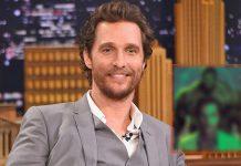Matthew McConaughey's Version Of Hulk Will Leave You Stunned