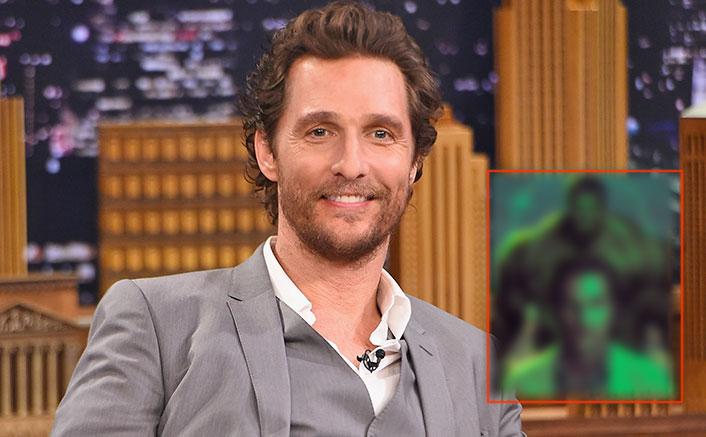 Matthew McConaughey's Version Of Hulk Will Leave You Stunned