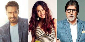 Mayday: Rakul Preet Singh Joins Ajay Devgn & Amitabh Bachchan, Deets Of Shooting Schedule Out!