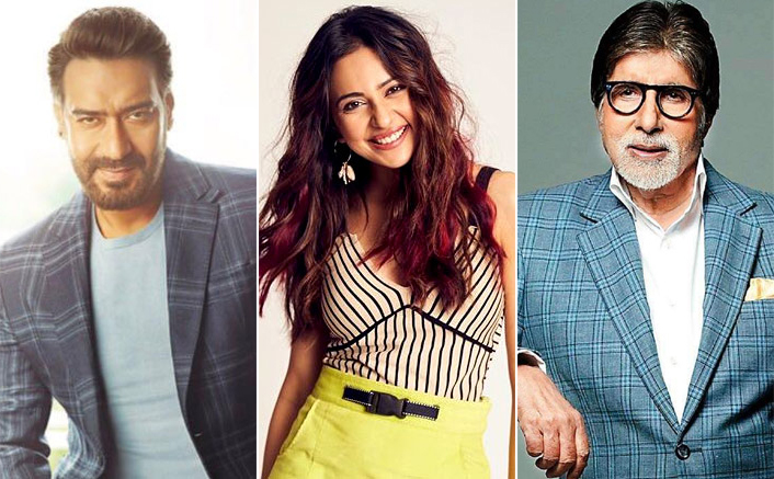 Rakul Preet Singh Is Thrilled To Join Ajay Devgn & Amitabh Bachchan In Mayday