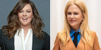 Melissa McCarthy: Nicole Kidman a 'wonderful weirdo'