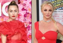 Miley Cyrus Celebrates Her 28th Birthday By Sharing A Throwback Video To Pay Tribute To Britney Spears