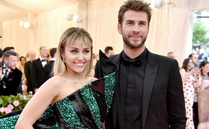 Miley Cyrus & Liam Hemsworth Were One Of The Most Loved Hollywood Couples.
