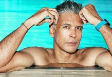 Milind Soman's birthday suit pic inspires hilarious memes