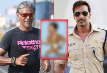 Milind Soman's Nude Picture Gets A Singham Twist, See Pic