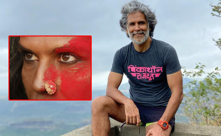 Milind Soman Shares An Exciting New Pic On His Instagram; Fans Compare It With Akshay Kumar's Look In Laxmii