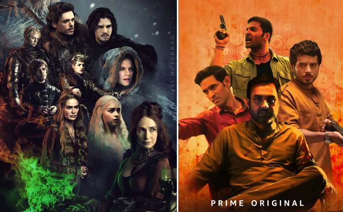 Mirzapur 2 & Game Of Thrones Have Similarities That Will Amaze You.
