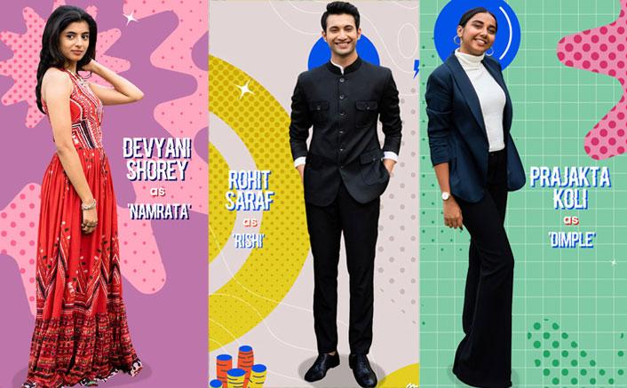 Mismatched Cast REVEALED: Prajakta Koli, Rohit Saraf & Devyani Shorey To Entertain Us In New Netflix Show