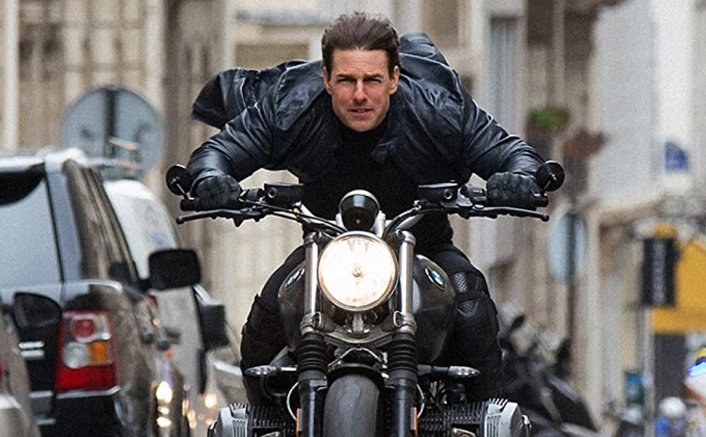 Tom Cruise Almost Flips A Fiat 500 While Shooting Mission Impossible 7 In Rome