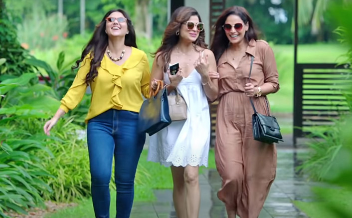 Mona Singh, Shamita Shetty & Swastika Mukherjee Own The Black Widows Trailer