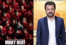 Money Heist Director Jesus Colmenar Shares A BTS Pic From Sets & We Are Super Excited!