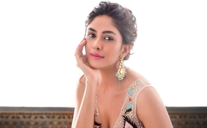 Mrunal Thakur Opens Up On Picking Films Based On Stories, Not Co-Stars