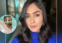 Mrunal Thakur heads to Chandigarh for final schedule of 'Jersey'