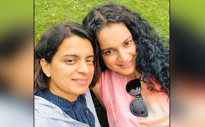 Kangana Ranaut & Rangoli Chandel To Appear Before Mumbai Police On January 8