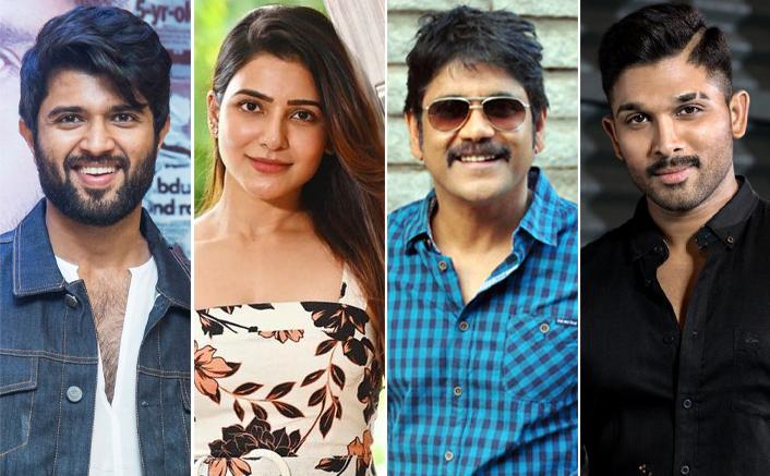 Nagarjuna To Bring Vijay Deverakonda, Samantha Akkineni & Allu Arjun Together For His Diwali Special Show